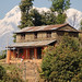Local house, Pokhara foothills (Thomas Mills)
