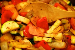 vegetable, food, dish, cuisine, ratatouille,