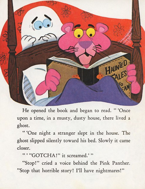 The Pink Panther in the Haunted House00012