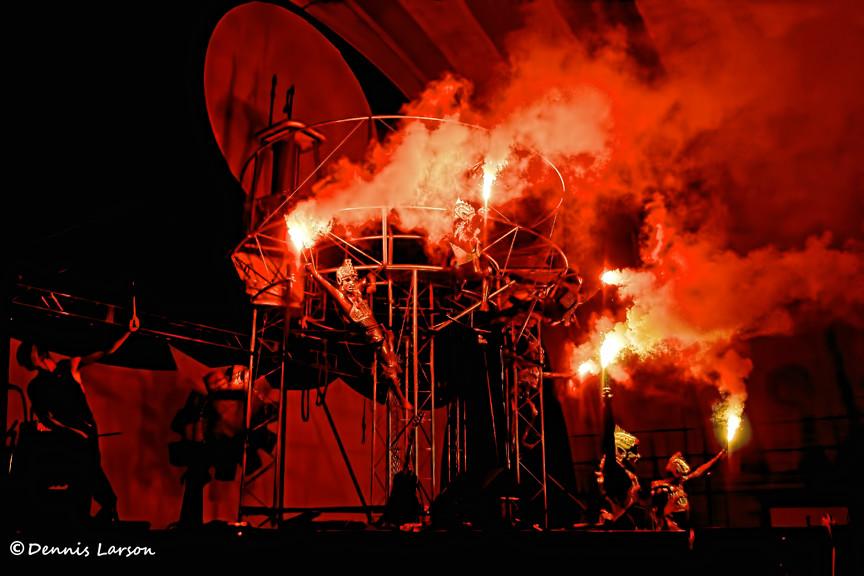 Flam Chen Arcosanti 2011