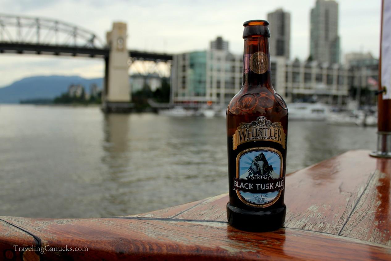 Whistler Beer - Granville Island, BC
