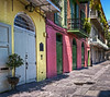The Faulkner House, Pirates Alley, New Orleans by Veritas Imago