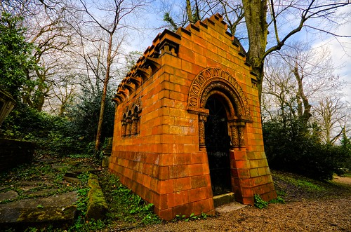Nunhead Cemetery - London