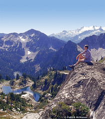 Mountain Views - Alpine Lakes Wilderness - Washington