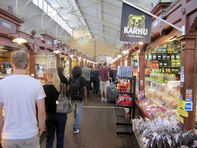 Tiendas en Helsinki
