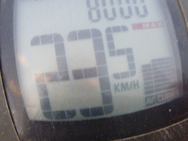 8000km on the bike