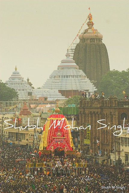 The Jagannath Temple, Puri
