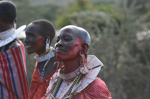 5935079572 c6ce35b394 b Witnessing a Maasai Ceremony: An excerpt from Emily's safari journal