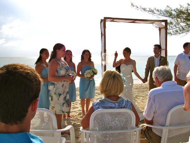 Grand Cayman Wedding 5