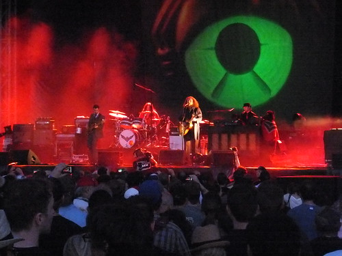 My Morning Jacket at Ottawa Bluesfest 2011