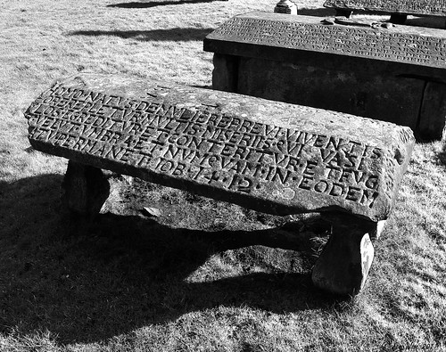 Gravestone - Pittenweem Church