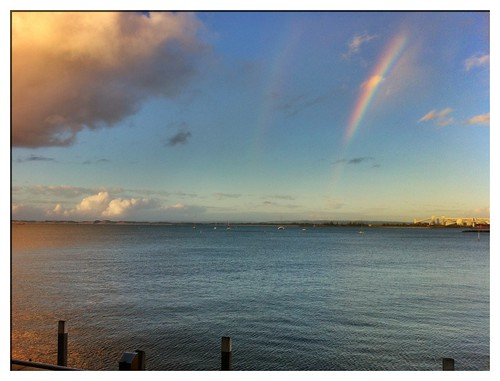 bay rainbow bunbury koombana