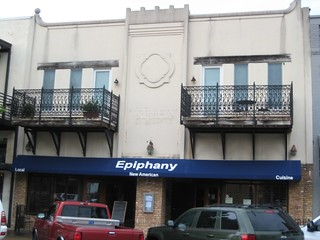 Epiphany Cafe Outside Local Foods Restaurant