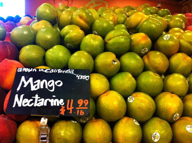 Whole Foods Mango Mousse Cake
