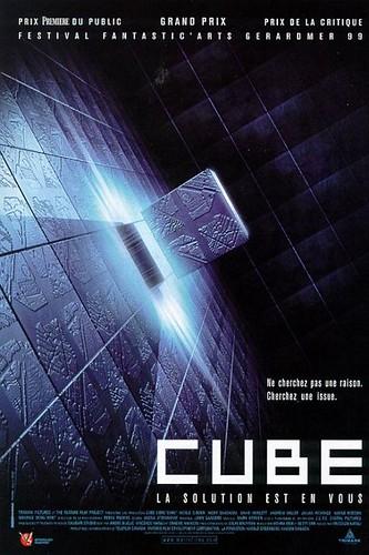 心慌方 Cube(1997)