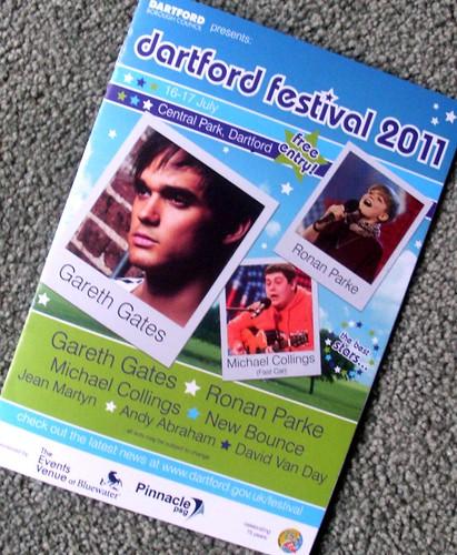 Dartford festival programme