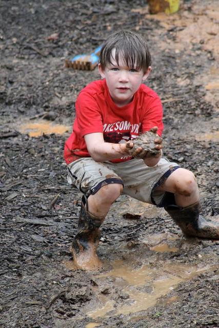 Mud Pie Anyone?