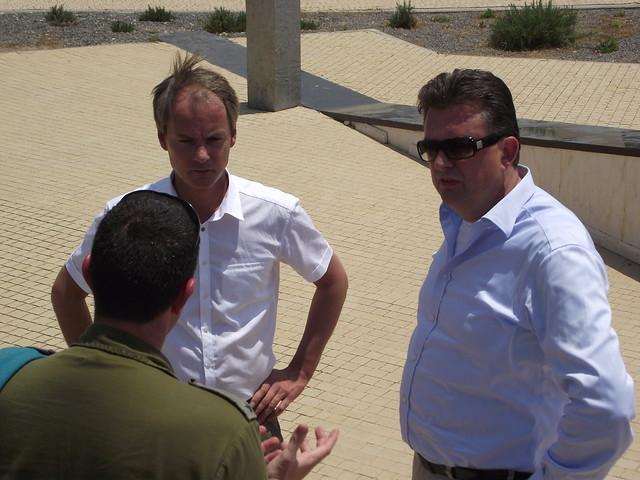 Israelische officier