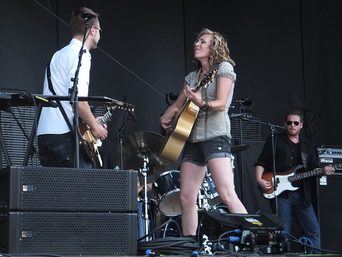 Amanda Rheaume at Ottawa Bluesfest