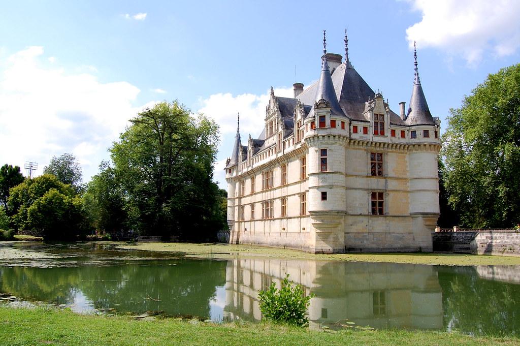 Castillo Azay le Rideau