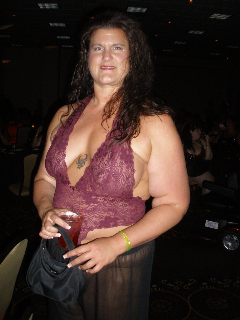Bbw wife in vegas