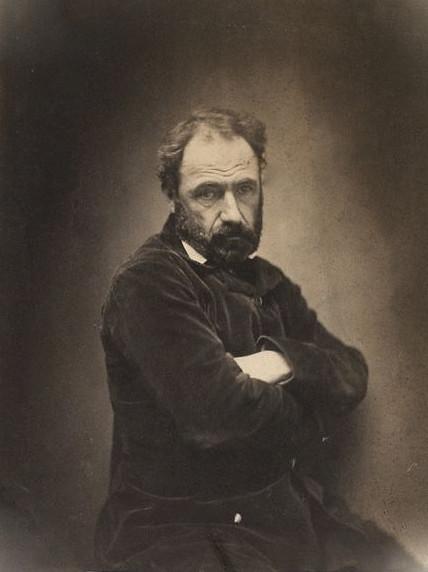 Paul Chenavard, 1854-60, by Nadar