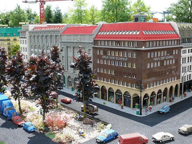 Berlin - Haus der Schweiz
