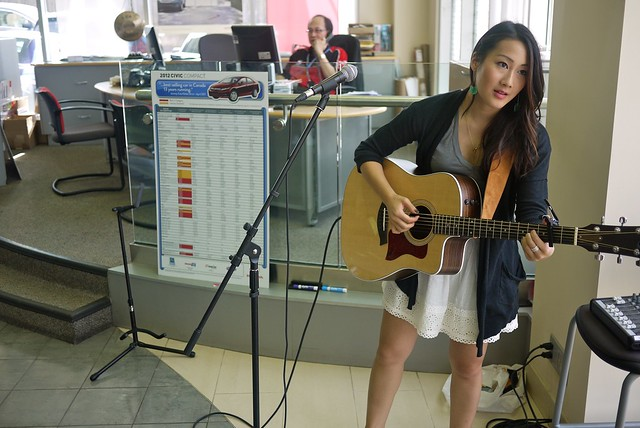 Open Road Honda Burnaby >> Singer Kristie Yung X Summer Tweetup X Openroad Honda Rick