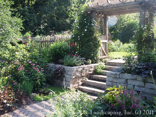 Complete Landscape Design/Build Services