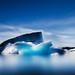 Eternity in Dreamy Glacier (Iceland) by inhiu