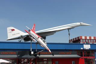 Aeroflot Tupolew Tu-144