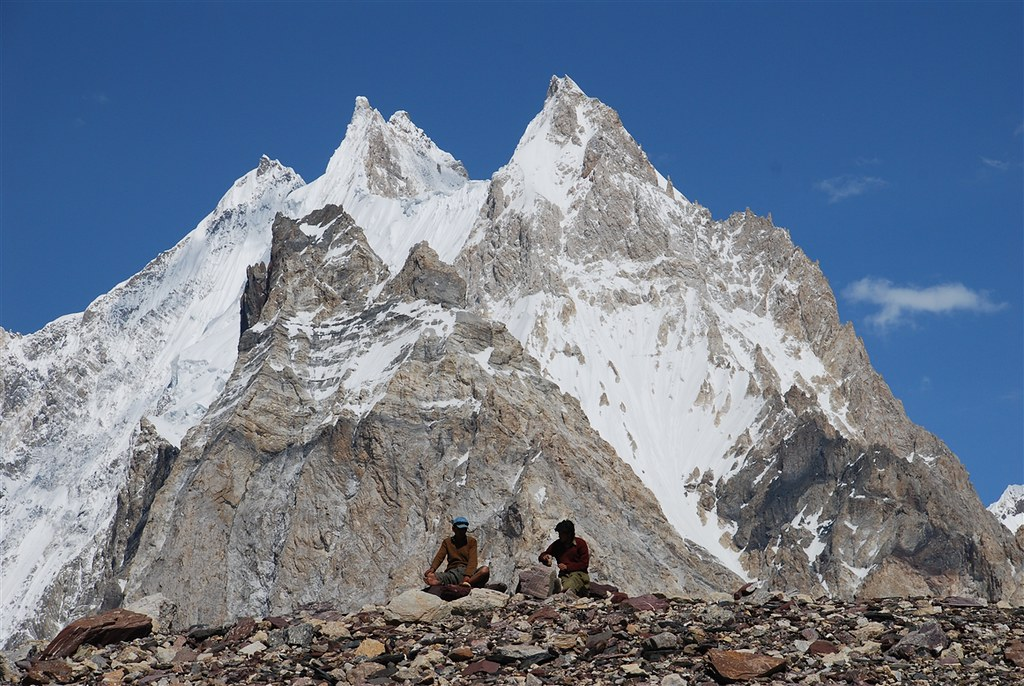 best treks in the world - K2