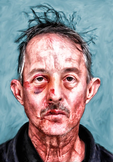Spartanburg County Jail Portrait Series