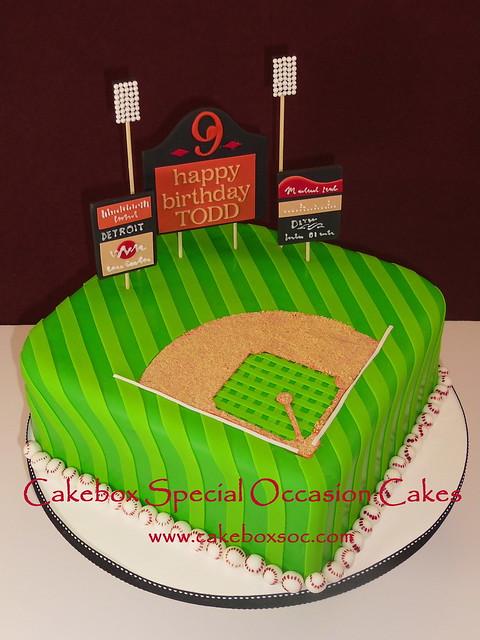 melanie c birthday cake