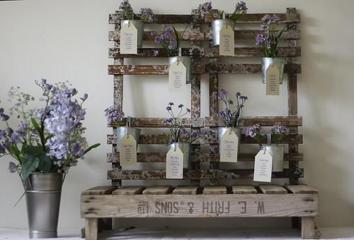 Decoraci n con estilo r stico para tu boda weddings bodas - Decoracion rustica chic ...