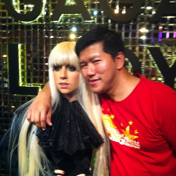 Me & Lady Gaga