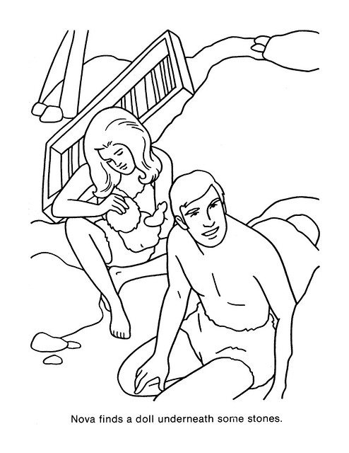 Planet of the Apes Coloring Book 0200057