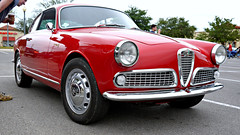 automobile, automotive exterior, alfa romeo, vehicle, automotive design, compact car, alfa romeo giulietta, alfa romeo giulietta, antique car, sedan, classic car, land vehicle, coupã©, sports car,