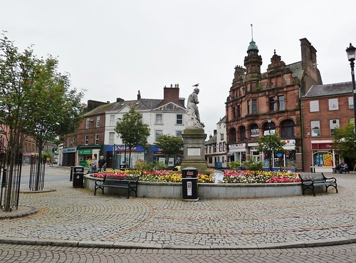 Town Centre, Dumfries