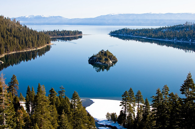 landscape photography lake tahoe