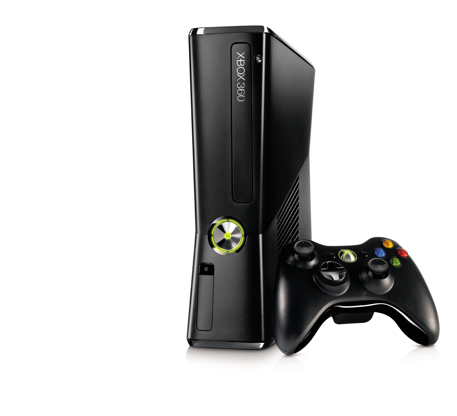 Microsoft Adds Xbox 360 250GB in Matte Black to Console ...