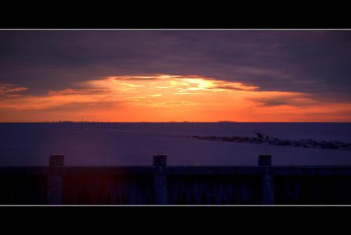 morning color beach water clouds sunrise dawn bay jetty maryland chesapeake hdr chesapeakebay poundnet longexposurechesapeakebaychesapeakebeachdawnmorningsunrise