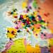 Europe map in cirilic by Javier Palacios Prieto