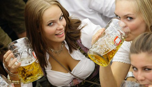 GERMANY-OKTOBERFEST/
