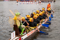 canoe sprint(0.0), canoeing(0.0), dragon boat(0.0), raft(0.0), coxswain(1.0), vehicle(1.0), sports(1.0), rowing(1.0), race(1.0), recreation(1.0), outdoor recreation(1.0), watercraft rowing(1.0), boating(1.0), water sport(1.0), watercraft(1.0), boat(1.0), paddle(1.0),