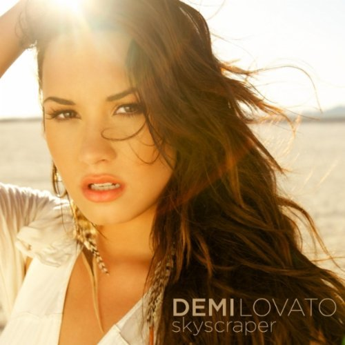 Demi lovato Skyscraper // Official Artwork Cover