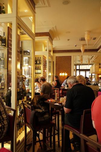Sacher Cafe Vienna 維也納 沙赫咖啡館