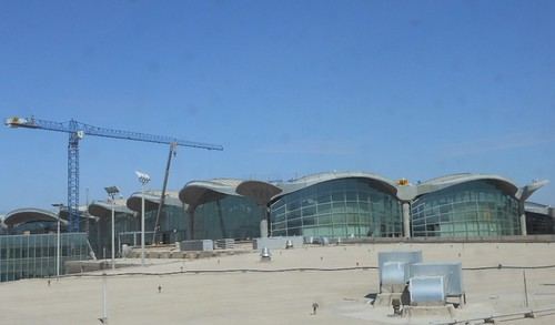 New Airport Under Construction
