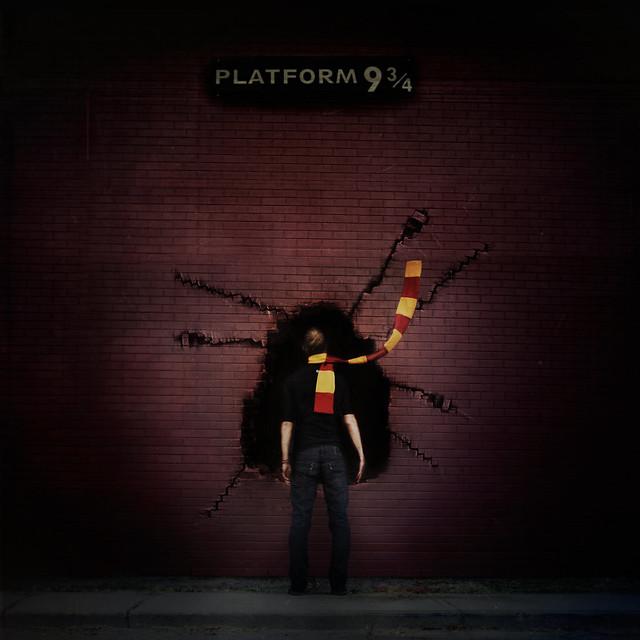 Wait For Me On Platform 9 3/4