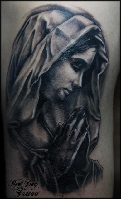 Virgin Tattoo